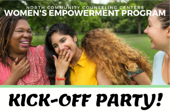 Save the Date: Women's Empowerment Program Kick-Off Party!